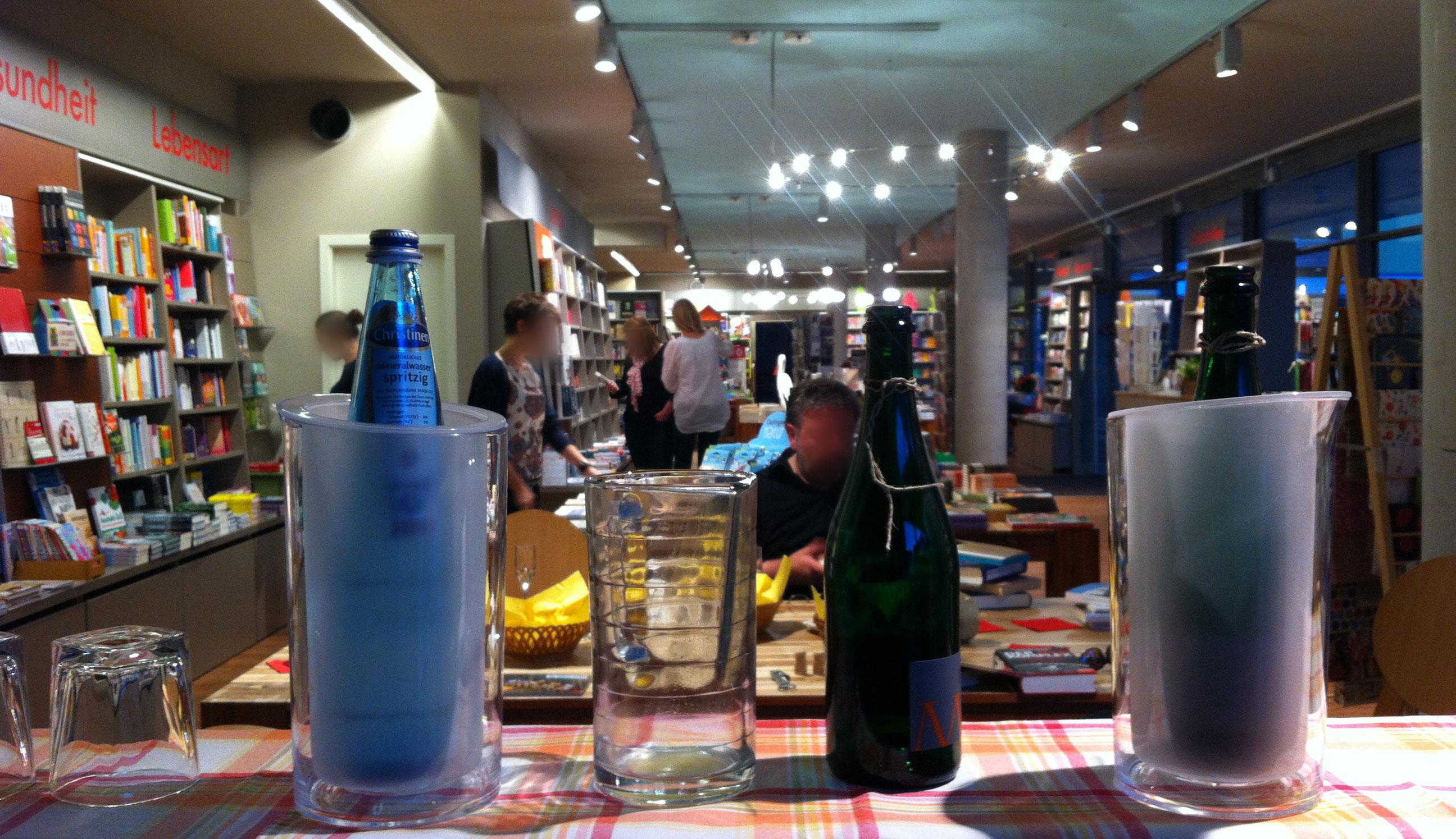 Buchgenuss nach Ladenschluss – entspannt lesen in Ingelheim
