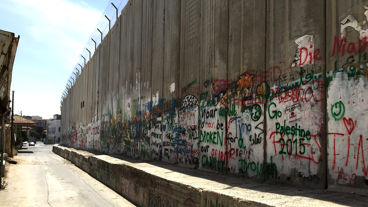 The Palestinian Wall