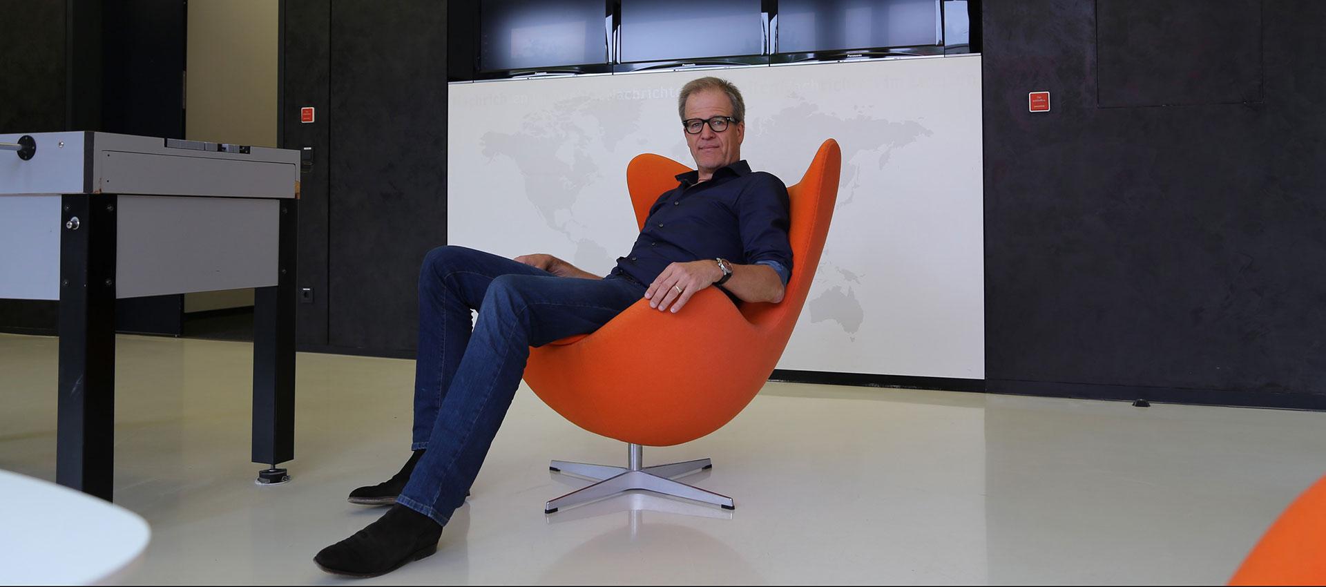 Hartung im ZDF