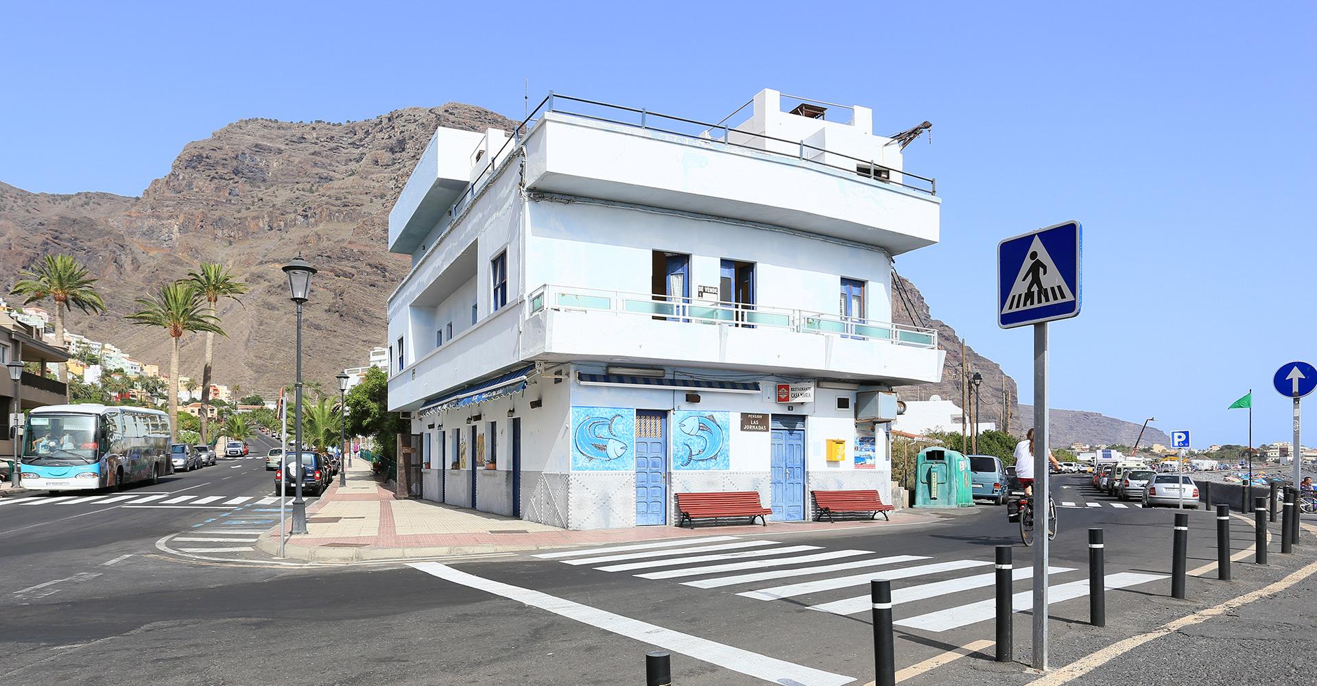 Casa Maria, La Playa, Valle Gran Rey