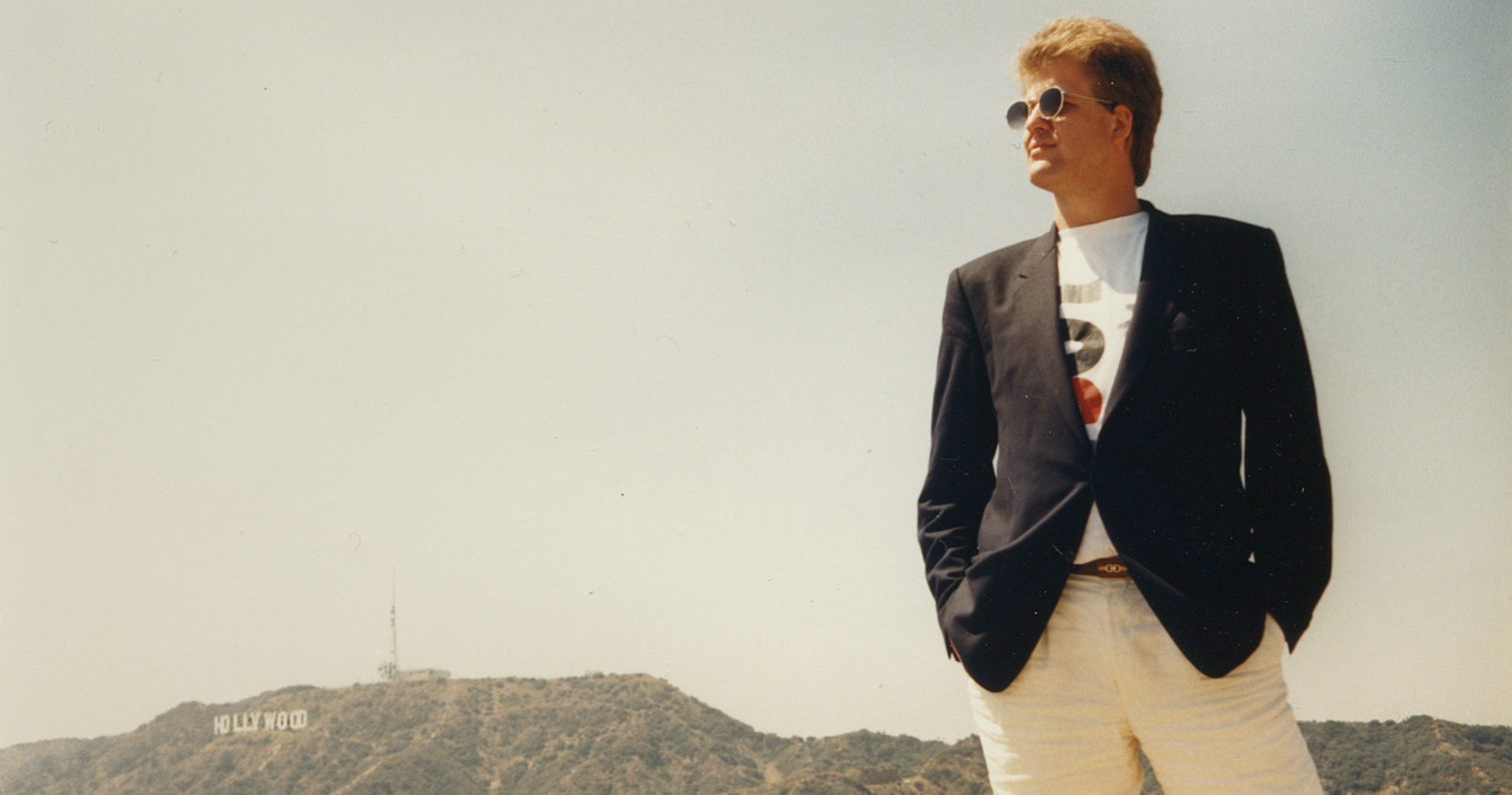 Hartung in Hollywood, 1989