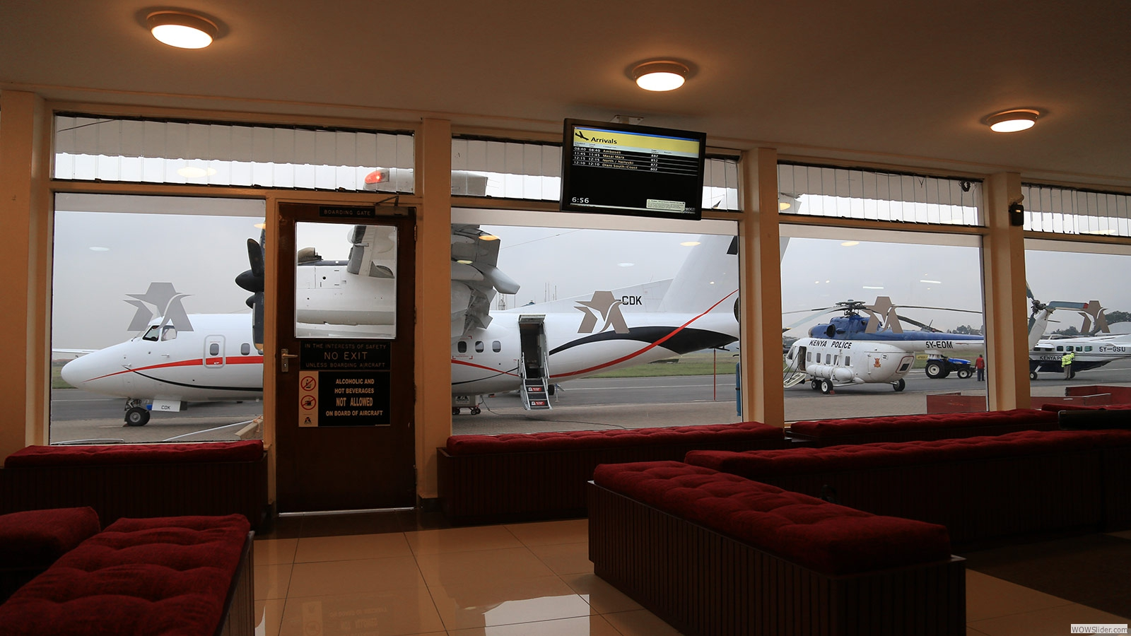 Nairobi, Wilson Airport