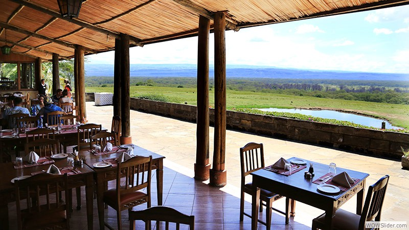 Lake Nakuru Lodge