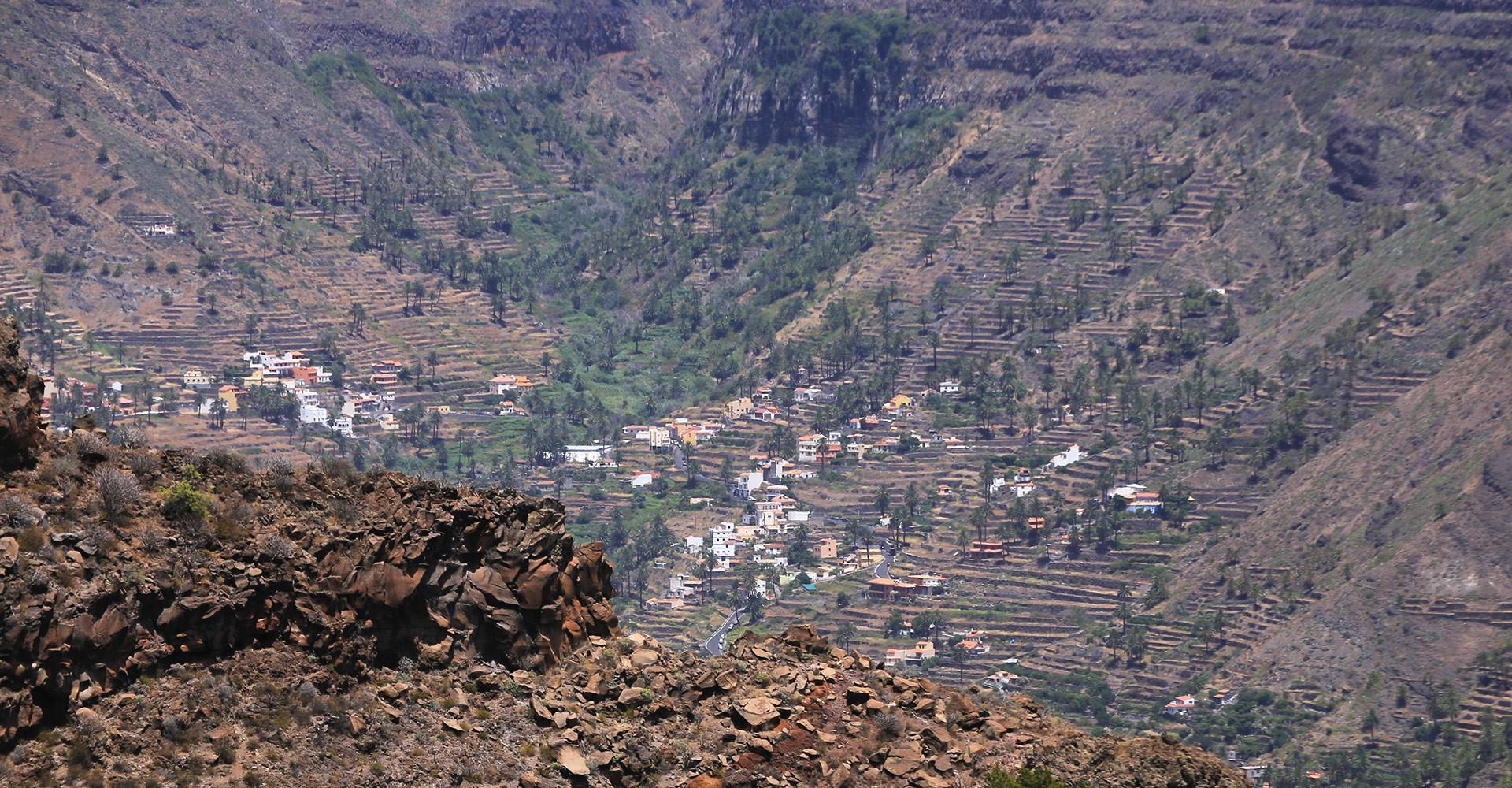 In den Hängen des Valle