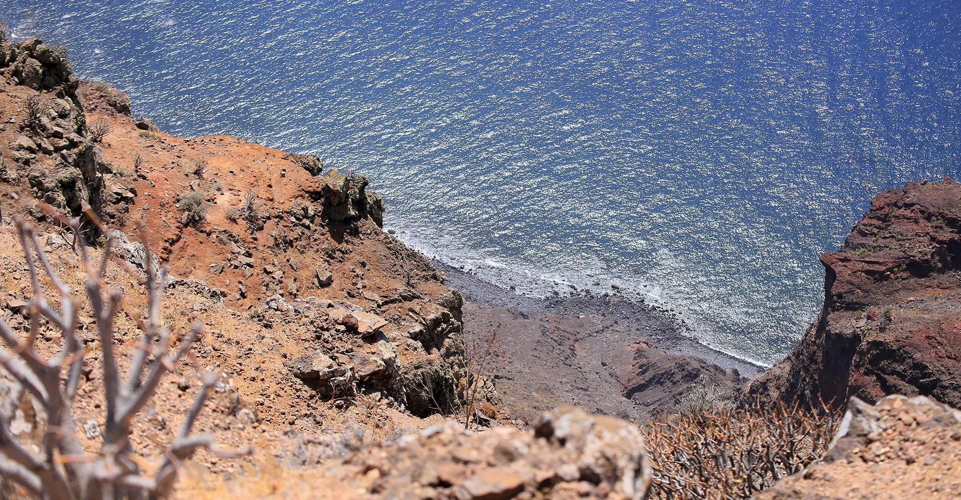 Hoch über dem Playa del Ingles